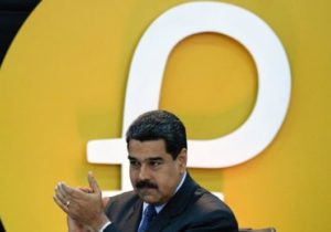 President Trump bans deals in Venezuela's crypto-currency
