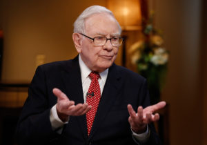 Warren Buffett says bitcoin is 'probably rat poison squared'