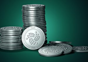 IOTA starts month strong, climbs 25% in first two days