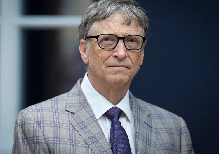 Bill Gates says crypto-currencies cause deaths