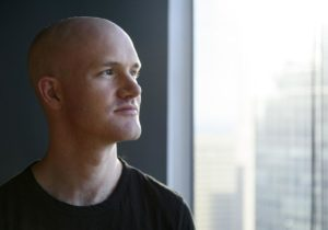 Coinbase founder is almost a billionaire now