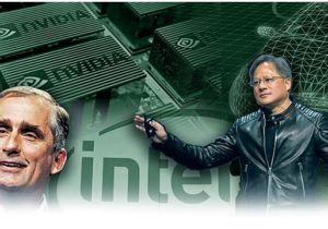 Why crypto-currency miners favor Nvidia over Intel