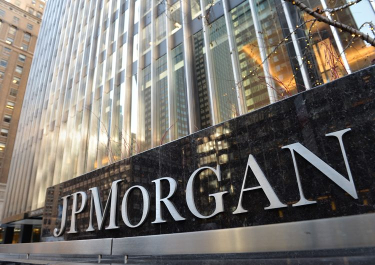 JP Morgan Chase has been applying for blockchain patents