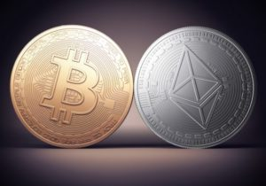 Bitcoin and ethereum are still drops in the ocean of financial markets