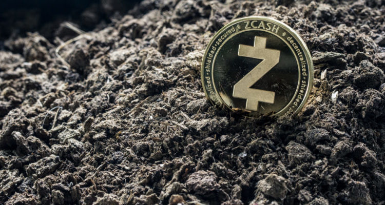 Zcash price jumps over 50% for the week ahead of gemini listing