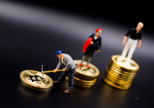 Out of 17 million existing bitcoins, only 4 million left to 'mine'