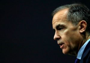 Carney calls for crackdown on crypto-currency 'mania'