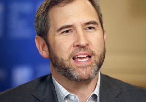 Ripple CEO says Bitcoin is not the 'panacea' people thought it would become