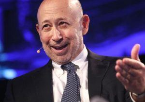 Lloyd Blankfein Says Bitcoin is to say it won't have a future