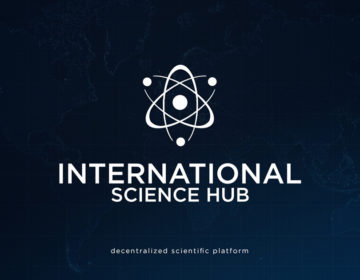 "Future of the Science – ISH ""International Science Hub"" on blockchain"