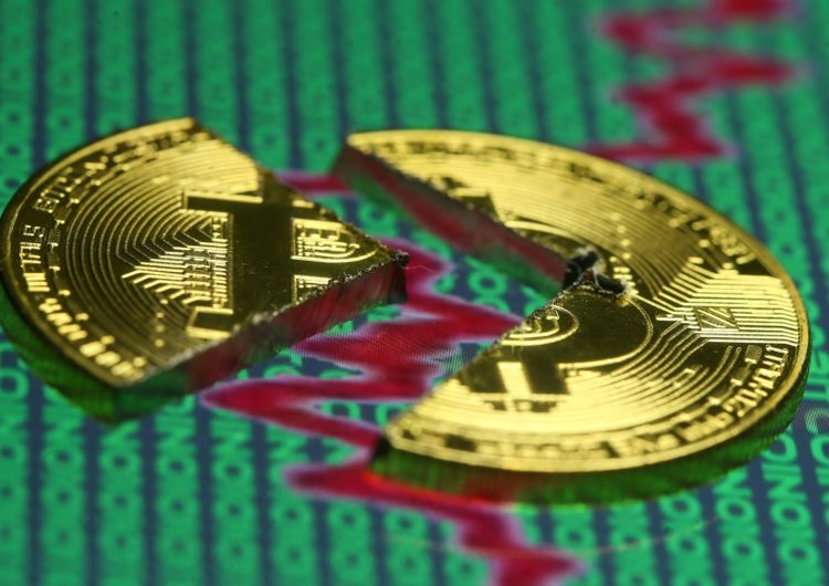 Bitcoin Tumbles Most in 2 Weeks