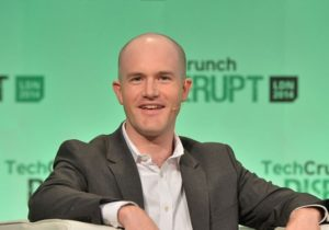 CEO of Coinbase gave to new hires about the price dip
