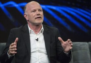 Michael Novogratz Says He's Building 'Drexel of Crypto'