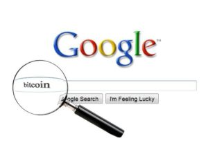 Google searches for 'bitcoin' nosedive 75% this year