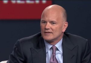 The Crypto-bank founded by Mike Novogratz, is investing hundreds of millions