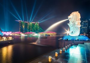 Singapore gets a leg up as global cryptocurrency hub