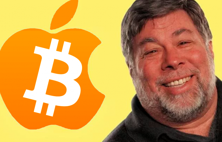 Steve Wozniak hopes bitcoin will become a single global currency
