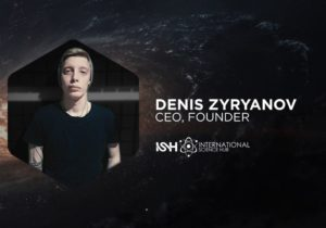 Meet Denis Zyryanov, CEO and founder of International Science Hub