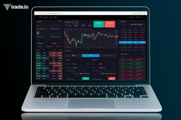 trade.io Announces Launch Of Its Highly Anticipated Crypto Exchange