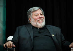 Steve Wozniak Wants Bitcoin to Become the Global Internet Currency