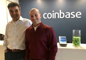 Institutional money is growing the crypto space, says Coinbase vice president
