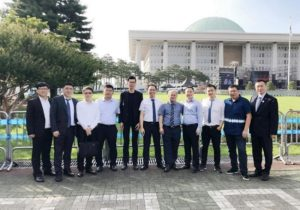 Waltonchain Attended the Opening Conference of Korea Blockchain Enterprise Promotion Association
