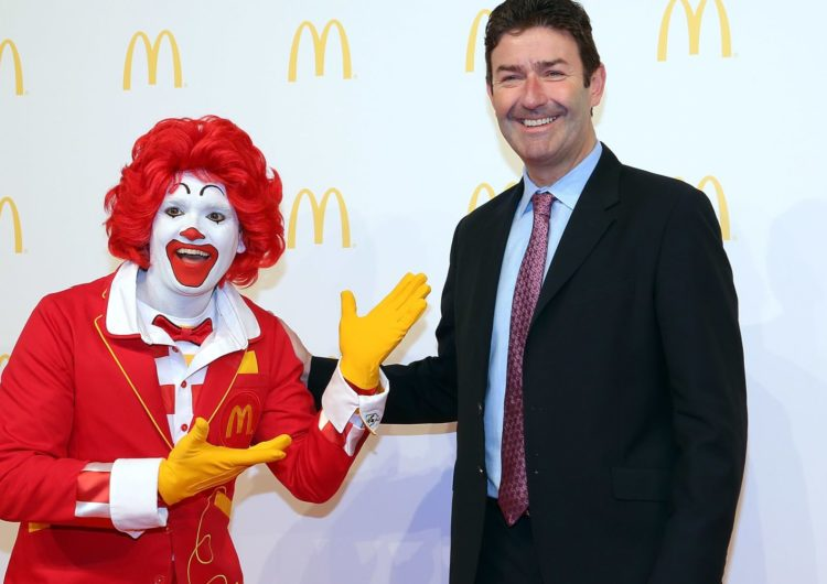 McDonald's CEO on 'MacCoin,' the Big Mac Index, and why there will probably never be a veggie Big Mac