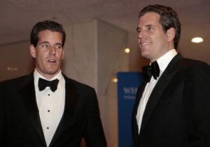 Bitcoin rises, shaking off SEC's denial of Winklevoss ETF