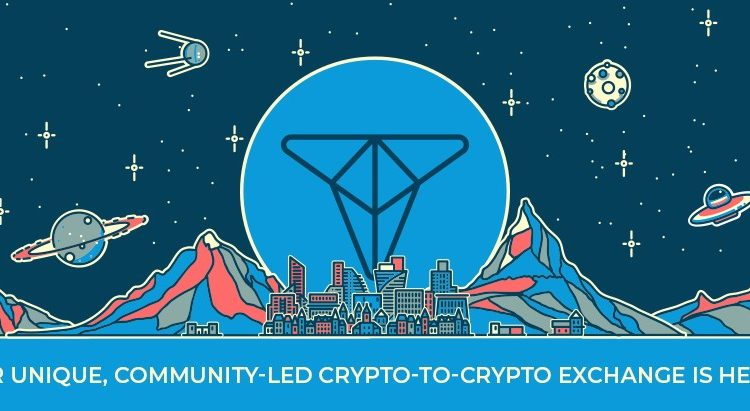trade.io Launches Unique, Community-Led Exchange Crypto-to-Crypto Exchange