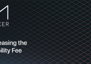 MakerDAO Increasing the Dai Stability Fee