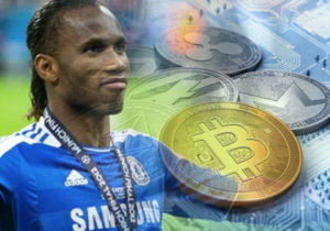 Football legend Didier Drogba is Now a Cryptocurrency Startup Ambassador