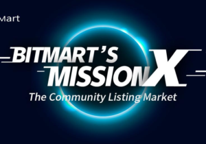 BitMart Exchange Launches Mission X