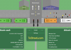 This Website Imagines Bitcoin as a Bus Station and Offers Some Big Insights