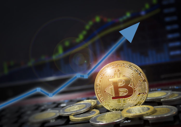 Bitcoin bounces above $8,400