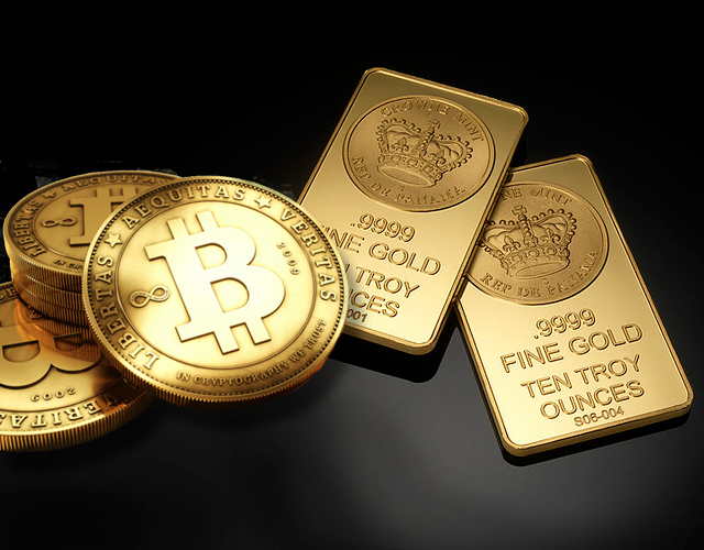 Bitcoin Looks More Like Gold Than a Currency