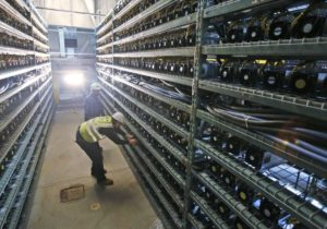 As cryptocurrency prices fall, miners look for other things to do with their server farms
