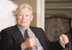Why Nobel laureate Richard Thaler follows Warren Buffett's advice to avoid bitcoin
