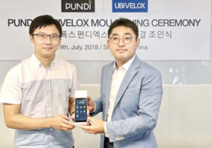 Leading global smart card developer UBIVELOX enters cryptocurrency market with strategic alliance with Pundi X