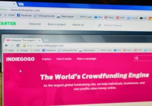 Crowdfunding site Indiegogo lets firms issue new cryptocurrencies classed as securities