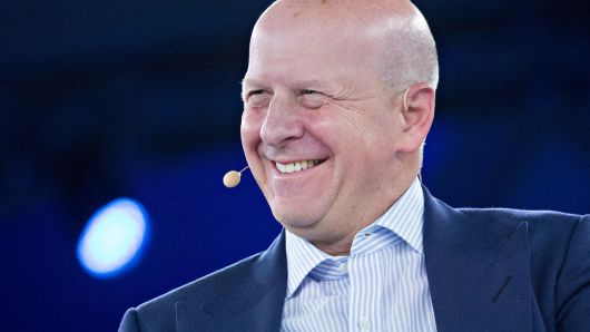 Goldman's CEO-in-waiting to make another change