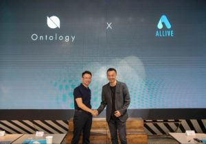 Ontology Cooperation with Healthcare Public Chain ALLIVE to Create Smart Healthcare Ecosystem