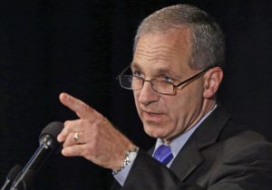 Former FBI director Louis Freeh is going crypto