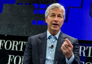 Jamie Dimon Still a Member of the 'Blockchain Not Bitcoin' Brigade