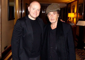 Artist collected by Michael Caine and Al Pacino flogs ENTIRE collection for cryptocurrency