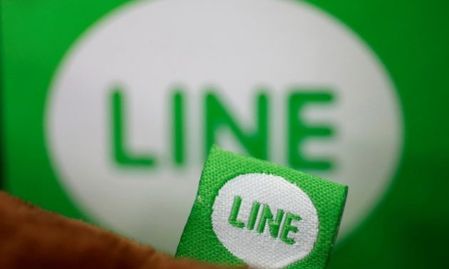 Asian message app Line delves deeper into crypto-currencies
