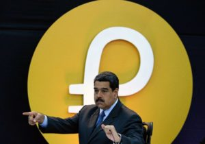 Venezuela orders banks to adopt cryptocurrency