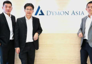 Dymon Asia Venture Capital backs cryptocurrency platform