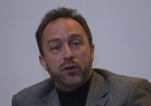 Wikipedia founder Jimmy Wales weighs in on blockchain technology