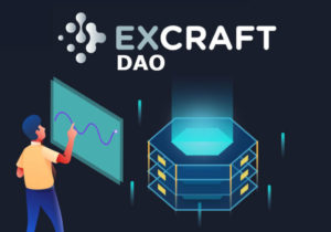 ExCraft Launches First DAO, User-Governed, Cloud Native Cryptocurrency Exchange