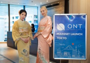 Ontology Japan Corporate MainNet Event Attracts Hundreds of Industry Elites